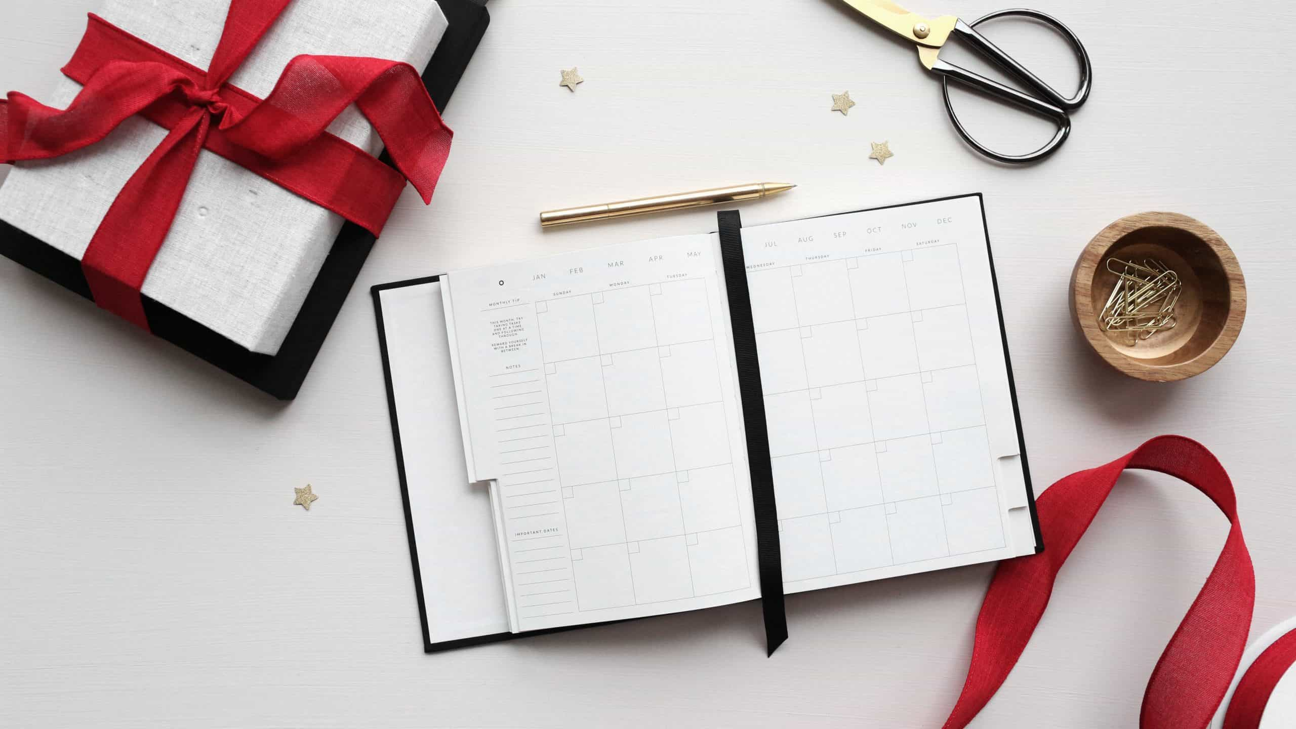 simple holiday planning