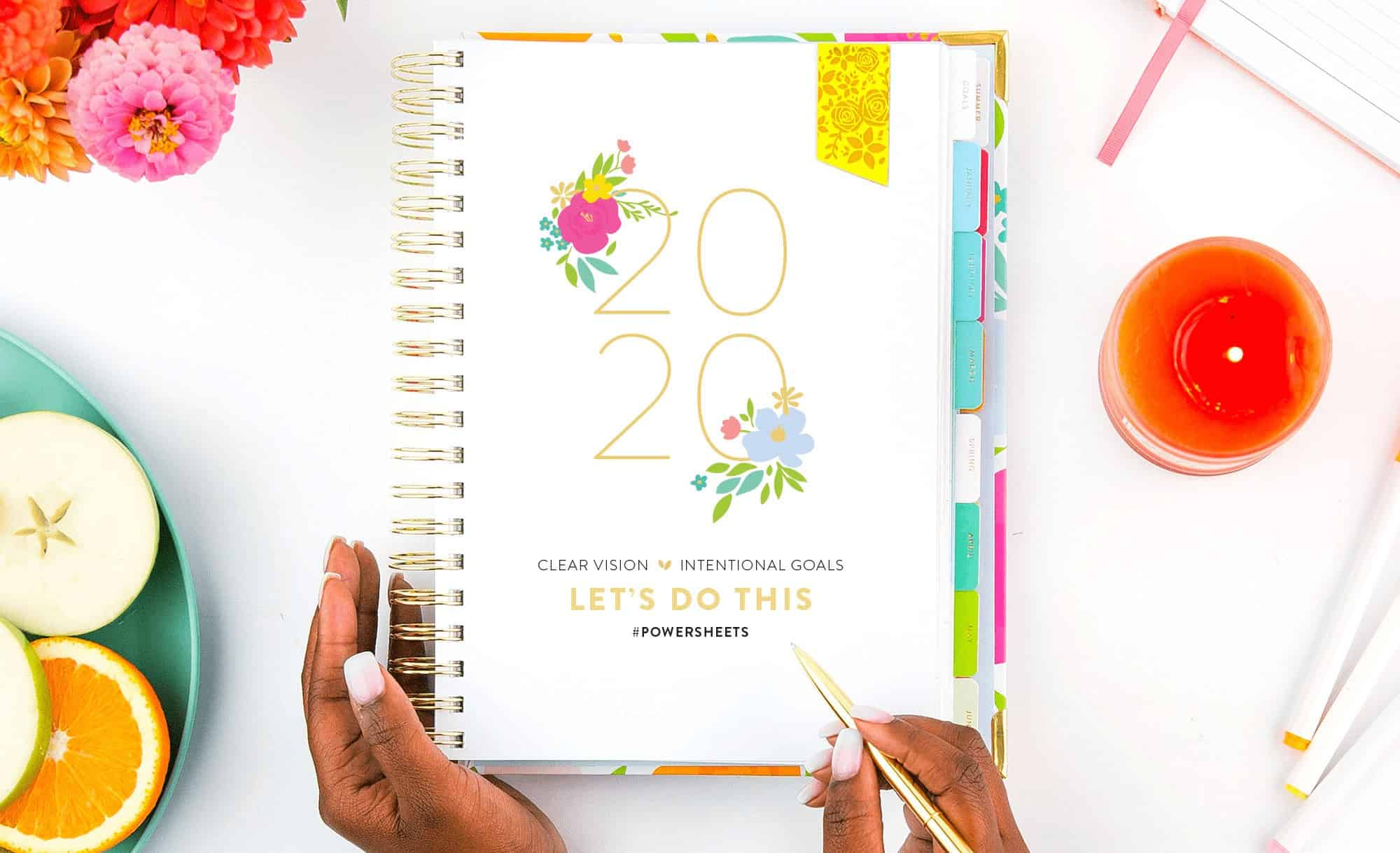 Cultivate What Matters Goal Planners